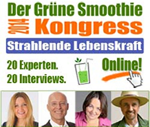 Grüner Smoothie Kongress 2014