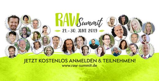Hier geht es zum Raw Summit 2019