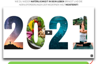 Go Natural 2021 Onlinekongress