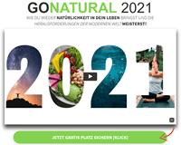 Go Natural 2021 Online-Kongress